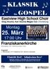 Plakat eastview choir rothenburg 25.3.2019
