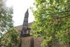 Franziskanerkirche rothenburg o.d. tauber  sonne turm b%c3%a4ume franziskanerkirche  jeanne %283%29