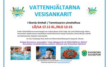 Vattenhjältarna 17.11 kl. 12-15
