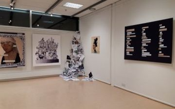 Näyttely Galleria Fokuksessa 3.-30.11.2018
