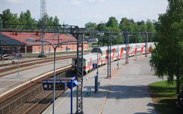 Hyvinge-Hangö banprojekt möten för allmänheten / Trafikverket