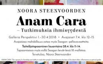 Näyttely Galleria Perspektiivissä 4.-30.4.2018