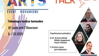TEQU Talk - ICT MEETS THE ARTS