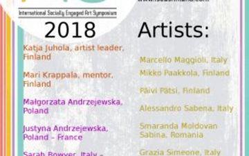 Utställning i Galleri Perspektivet 15.8.-9.9 2018