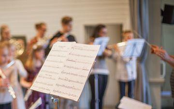 Musiikkiopiston oppilasilta Karjaalla