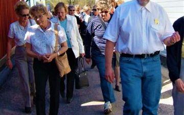 Opastettu kävely Tammisaaren vanhaan kaupunkiin