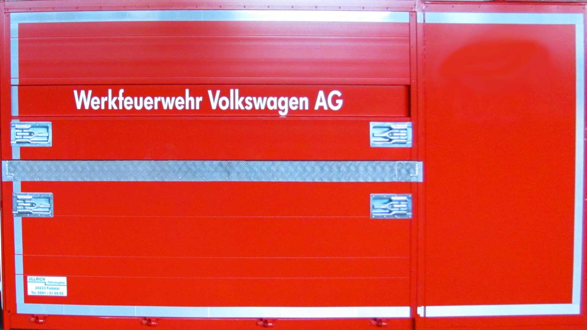 Ullrich Fahrzeugbau - Projekt