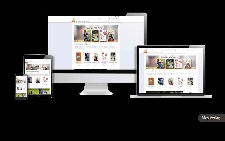 Dienstleistung Referenz unserer Onlineshop Agentur