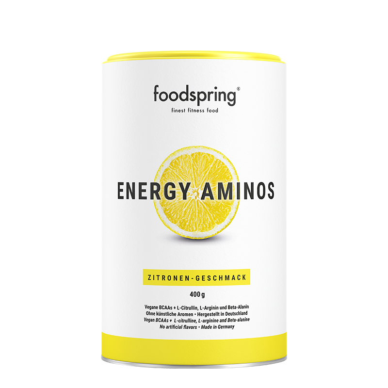 Energy Aminos - Pre-Workout Booster