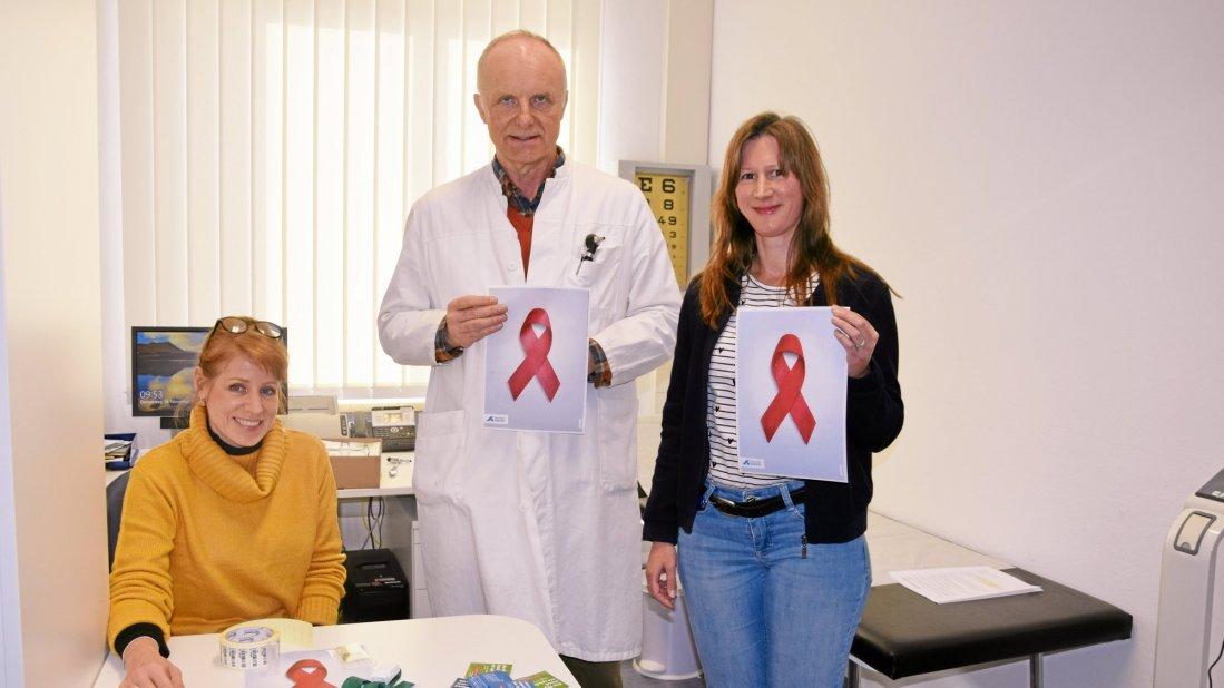 Gesundheitsamt bietet kostenlosen HIV-Test an