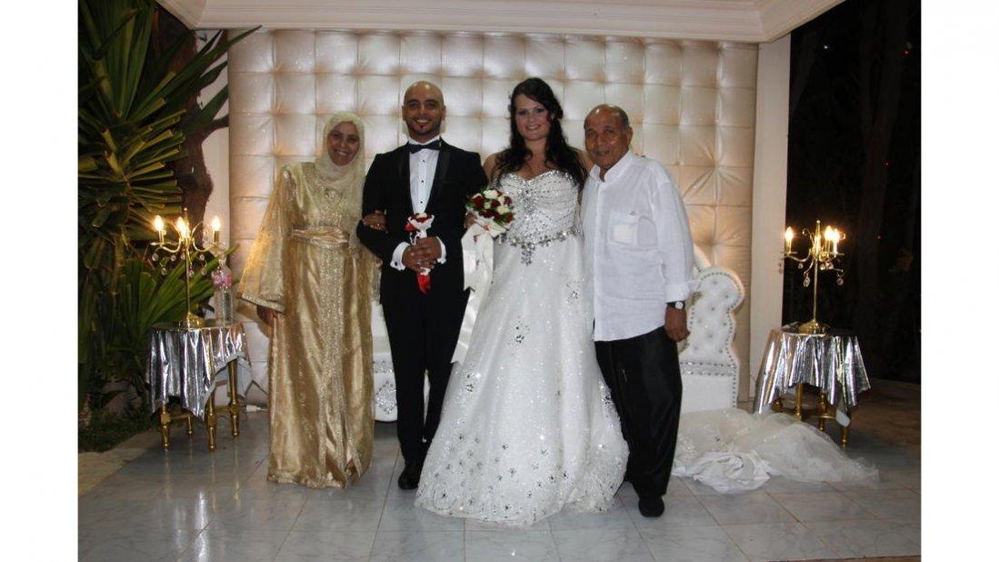 Sabrina und Mohamed die große Liebe aus der Ferne