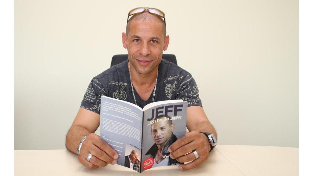 Jeff, ich heiße Jeff!