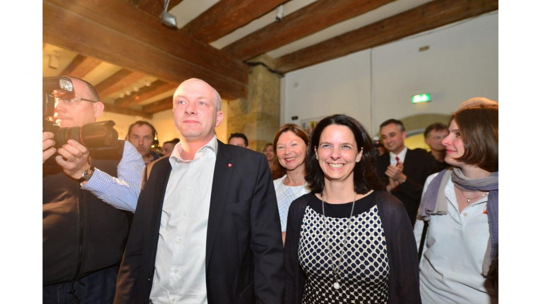 Freundin neue ob wolbergs Korruptionsprozess: Anja