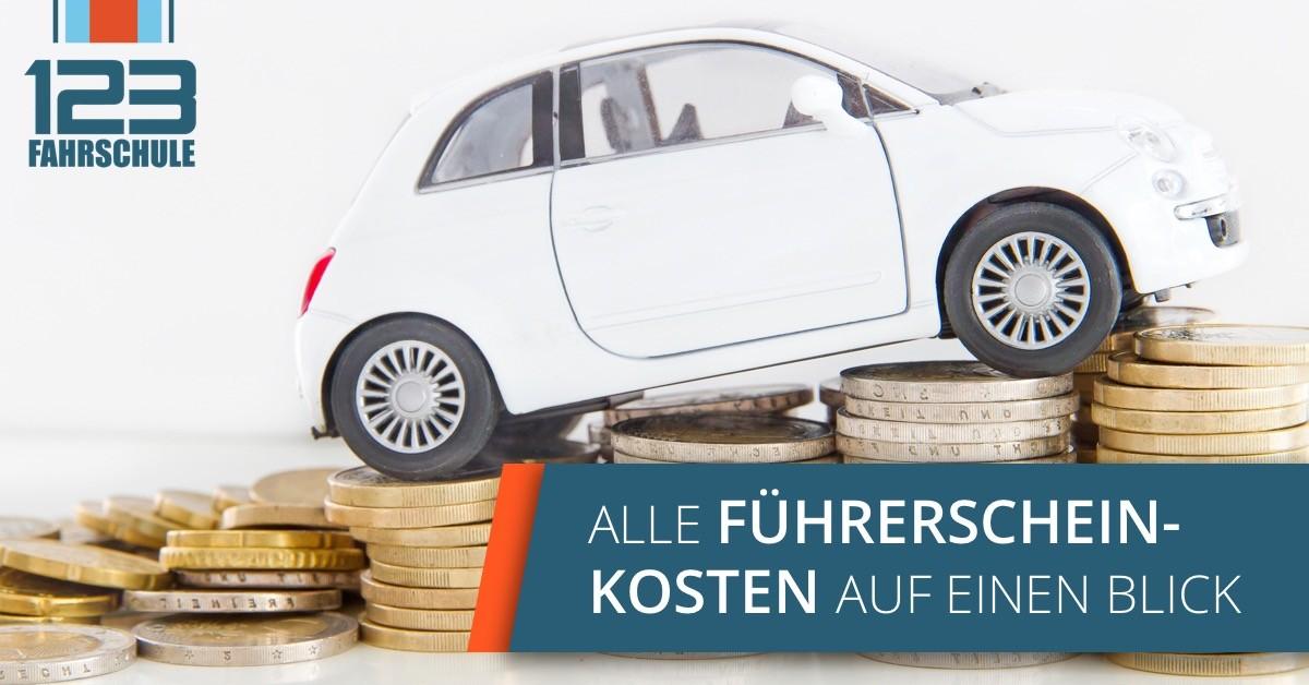 Führerschein Kosten Der Führerschein Muss Nicht Teuer Werden