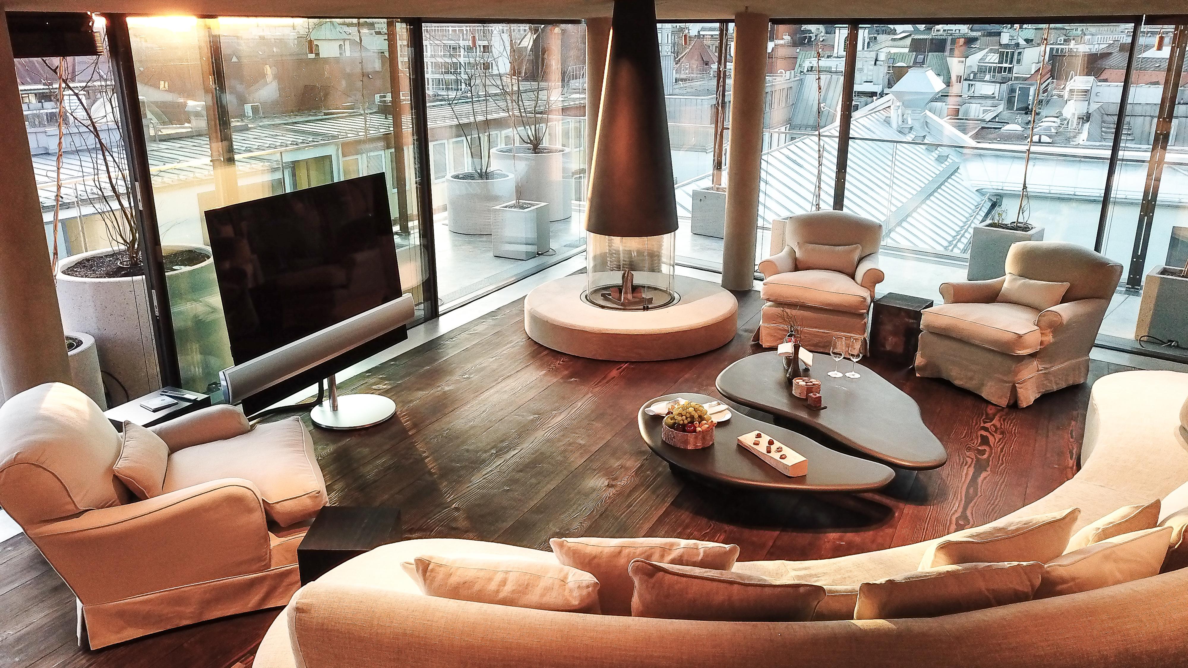 Hotelsuite Bayerischer Hof