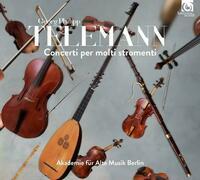 Concerti Per Molti Stromenti