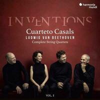 Streichquartette Vol.1 Inventions