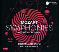 Symphonien Nr. 39-41