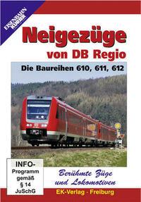 Berühmte Züge und Lokomotiven: Neigezüge von DB Regio