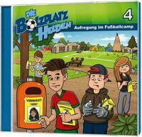 CD Aufregung im Fußballcamp - Die Bolzplatzhelden (4)