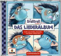 Der Grolltroll-Das Liederalbum (Lieder zum...