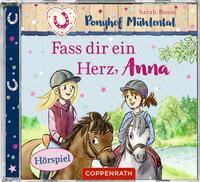Fass dir ein Herz, Anna (CD)