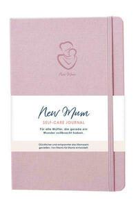 New Mum Self-Care Journal für Neumütter