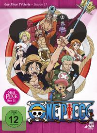 One Piece - TV-Serie - Box 21 (Episoden 629-656)