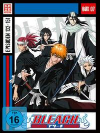 Bleach TV Serie - DVD Box 7 (Episoden 132-151) (4 DVDs)