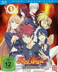 Food Wars! The Third Plate - 3. Staffel - Blu-ray Vol. 1