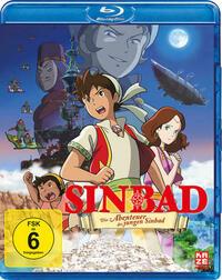 Die Abenteuer des jungen Sinbad - Die Trilogie - Blu-ray