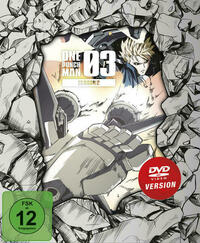One Punch Man 2 - DVD 3