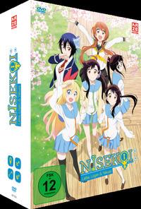 Nisekoi - 2. Staffel - Gesamtausgabe - DVD [mit Schuber]