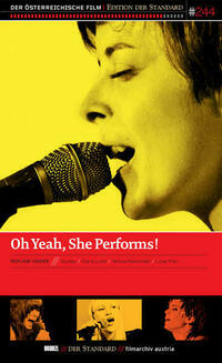 #244: Oh Yeah,She Performs! (Mirjam Unger)