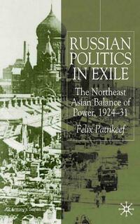 Russian Politics in Exile