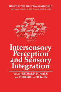 Intersensory Perception and Sensory Integration