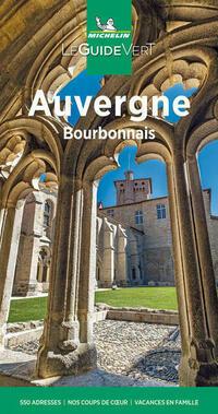 Michelin Le Guide Vert Auvergne