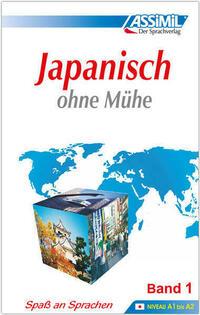 ASSiMiL Japanisch ohne Mühe Band 1 - Lehrbuch - Niveau A1-A2