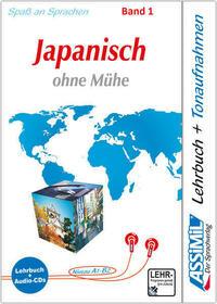 ASSiMiL Japanisch ohne Mühe Band 1 - Audio-Sprachkurs - Niveau A1-B2