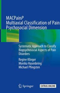 Multiaxial Classification of Pain-Psychosocial Dimension (MACPainP)