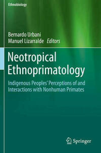 Neotropical Ethnoprimatology