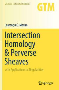 Intersection Homology & Perverse Sheaves