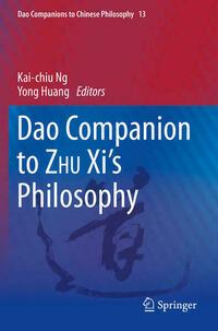 Dao Companion to ZHU Xi's Philosophy