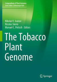 The Tobacco Plant Genome