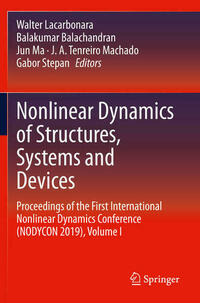 Nonlinear Dynamics of Structures, Systems and Devices