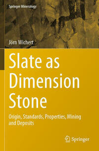 Slate as Dimension Stone