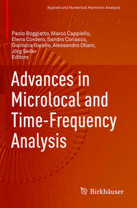 Advances in Microlocal and Time-Frequency Analysis