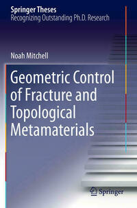 Geometric Control of Fracture and Topological Metamaterials