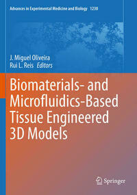 Biomaterials- and Microfluidics-Based Tissue Engineered 3D Models