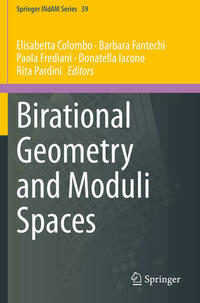 Birational Geometry and Moduli Spaces